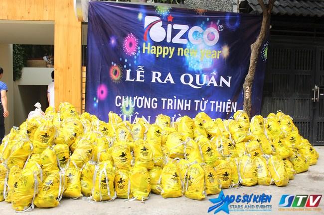 Toàn cảnh Lễ ra quân Xuân Đường Phố 2017 của Bizco Group